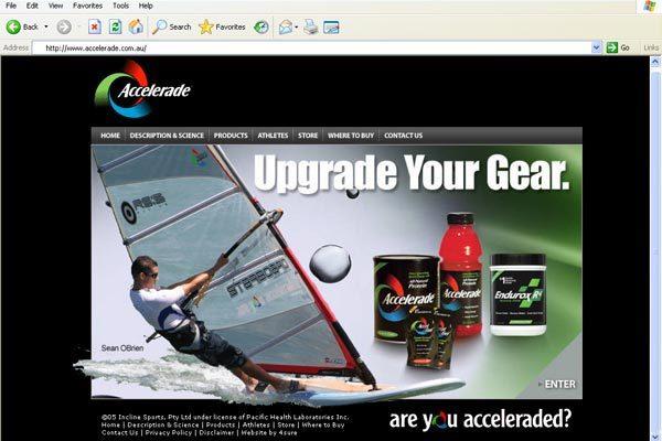 AcceleradePage